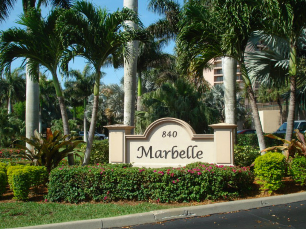 Beachfront Condos on Marco Island - Marbelle Club